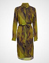 Diana Orving Fold Collar Dress