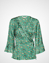 Odd Molly Cosmic Moments Wrap Blouse