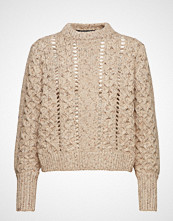 Scotch & Soda Crew Neck Knit With Special Cable Stitches