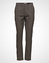 Coster Copenhagen Cigarette Pants In Check Fabric, An