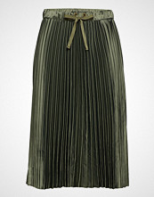 Scotch & Soda Shiny Pleated Skirt