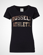 Russell Athletic Ru S/S Crew Neck Logo Tee