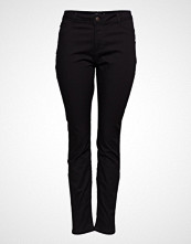 Zizzi Jeans Long, Nille Ex. Slim Skinny Jeans Svart ZIZZI