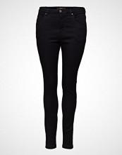 Zizzi Jeans, Long, Amy, Super Slim Skinny Jeans Svart ZIZZI