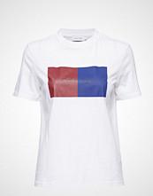 Calvin Klein Duo Logo Prt T-Shirt Ss