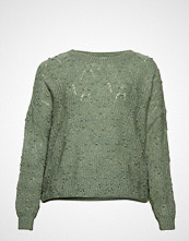 Violeta by Mango Open Work-Detail Sweater