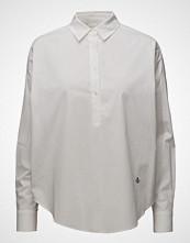 Scotch & Soda Loose Tunic Summer Shirt Langermet Skjorte Hvit SCOTCH & SODA