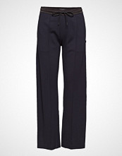 Scotch & Soda Clean Sweat Pants With Contrast Woven Waistband