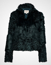 Cream Cassie Fur Jacket