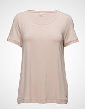 Cream Lene Long T-Shirt
