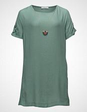 Violeta by Mango Detachable Necklace Dress