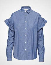 Lee Jeans Ruffle Shirt