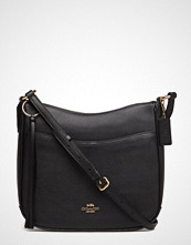 Coach Polished Pebble Leather Chaise Crossbody