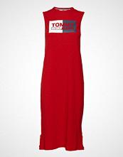 Tommy Jeans Tjw Logo Tank Dress,