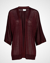 Vila Viinch Knit 3/4 Sleeve Short Cardigan