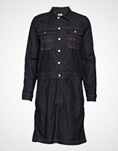 Tommy Jeans Tjw Denim Dress L/S,