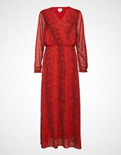 Saint Tropez Snake Printed Long Dress