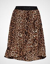 Saint Tropez Leopard P Skirt