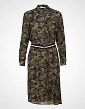 Saint Tropez Woven Dress Below Knee
