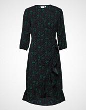 Saint Tropez Woven Dress 3/4 Sleeve