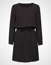 Only Onlnova Lux Draw String Dress Aop Wvn
