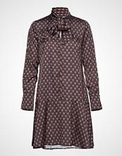 Morris Lady Aderyn Print Dress Knelang Kjole Multi/mønstret MORRIS LADY