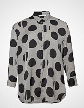 Violeta by Mango Mixed Print Shirt