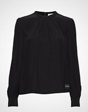 Calvin Klein Faux Silk Blouse, 09