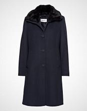 Gerry Weber Edition Coat Wool Ullfrakk Frakk Blå GERRY WEBER EDITION