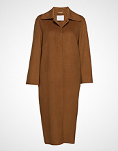 BOSS Business Wear Conami Ullfrakk Frakk Brun BOSS Business Wear