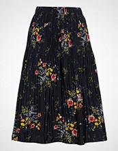 by Ti Mo Plisse Midi Skirt
