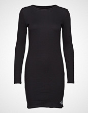 Calvin Klein Striped Rib Dress, 9