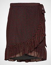 Saint Tropez Mesh Skirt With Ruffle