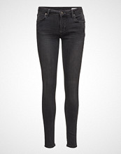 2nd One Nicole 827 Crome Grey, Jeans Skinny Jeans Grå 2ND