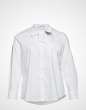 Violeta by Mango Bow Neck Shirt