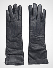 MJM Mjm Glove Francesca Long Leather Black