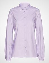 InWear Naila Shirt Langermet Skjorte Lilla INWEAR