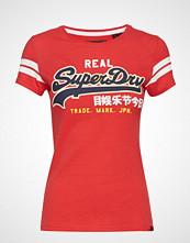 Superdry Vintage Logo Mock Applique Entry Tee