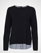 Gerry Weber Edition Pullover Long-Sleeve Strikket Genser Blå GERRY WEBER EDITION