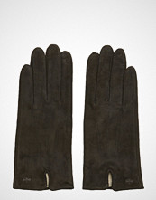 MJM Mjm Glove Aida W Sheep Suede Black