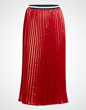 Tommy Jeans Tjw Pleated Satin Sk