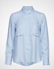 Mango Chest-Pocket Printed Shirt