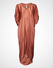 Rabens Saloner Solid Assymetric Dress