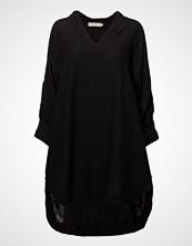 Rabens Saloner Folded Cuff Dress