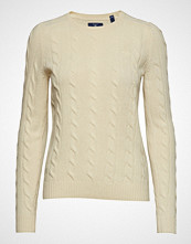Gant O3. Lambswool Cable Crew