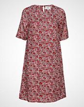 Lexington Clothing Grace Red Flower Dress