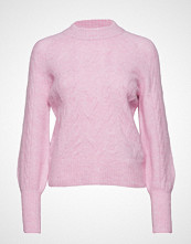 Notes du Nord Jean Blouse Høyhalset Pologenser Rosa NOTES DU NORD