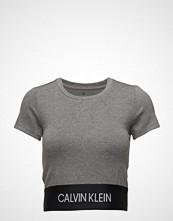 Calvin Klein Performance Ss Tee Crop
