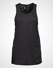 Adidas Performance W Id Mesh Tank T-shirts & Tops Sleeveless Svart ADIDAS PERFORMANCE