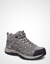 Columbia Canyon Point™ Mid Waterproof Snørestøvletter Støvletter Grå COLUMBIA